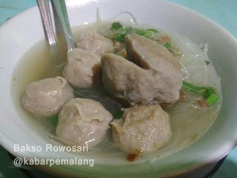 Kuliner Pemalang - Bakso Pasar Rowosari