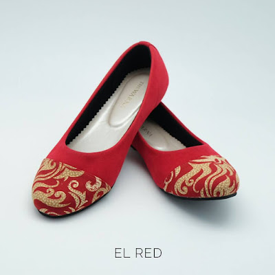 The Warna Shoes - El Red