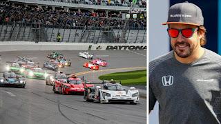 Alonso podría correr las 24H de Daytona en enero de 2018