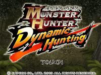 Monster Hunter - Dynamic Hunting v1.0 Apk Data