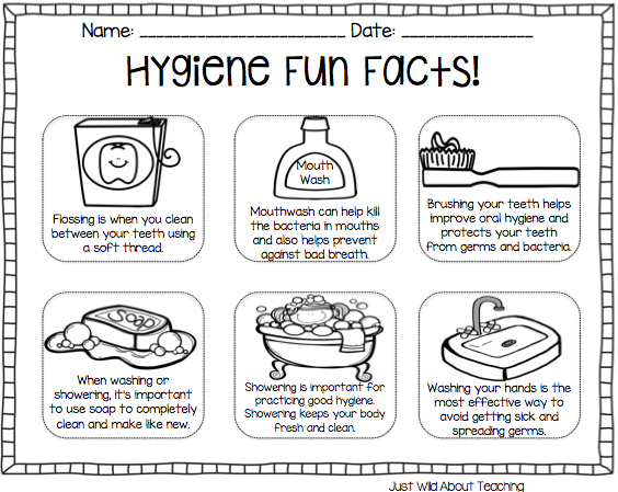 Health and Hygiene Activities & Fun Ideas for Kids