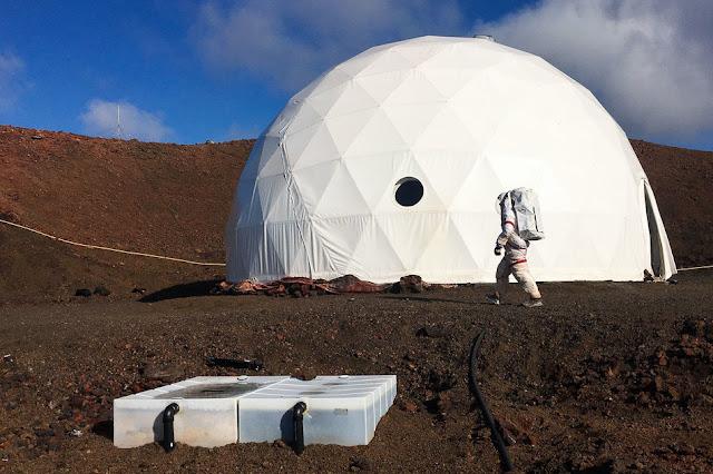 cúpula marciana