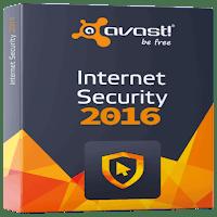 Avast Internet Security 2016 Activation Key