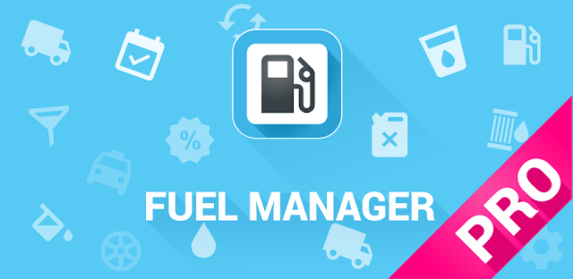 برنامج Fuel Manager Pro (Consumption) للأندرويد