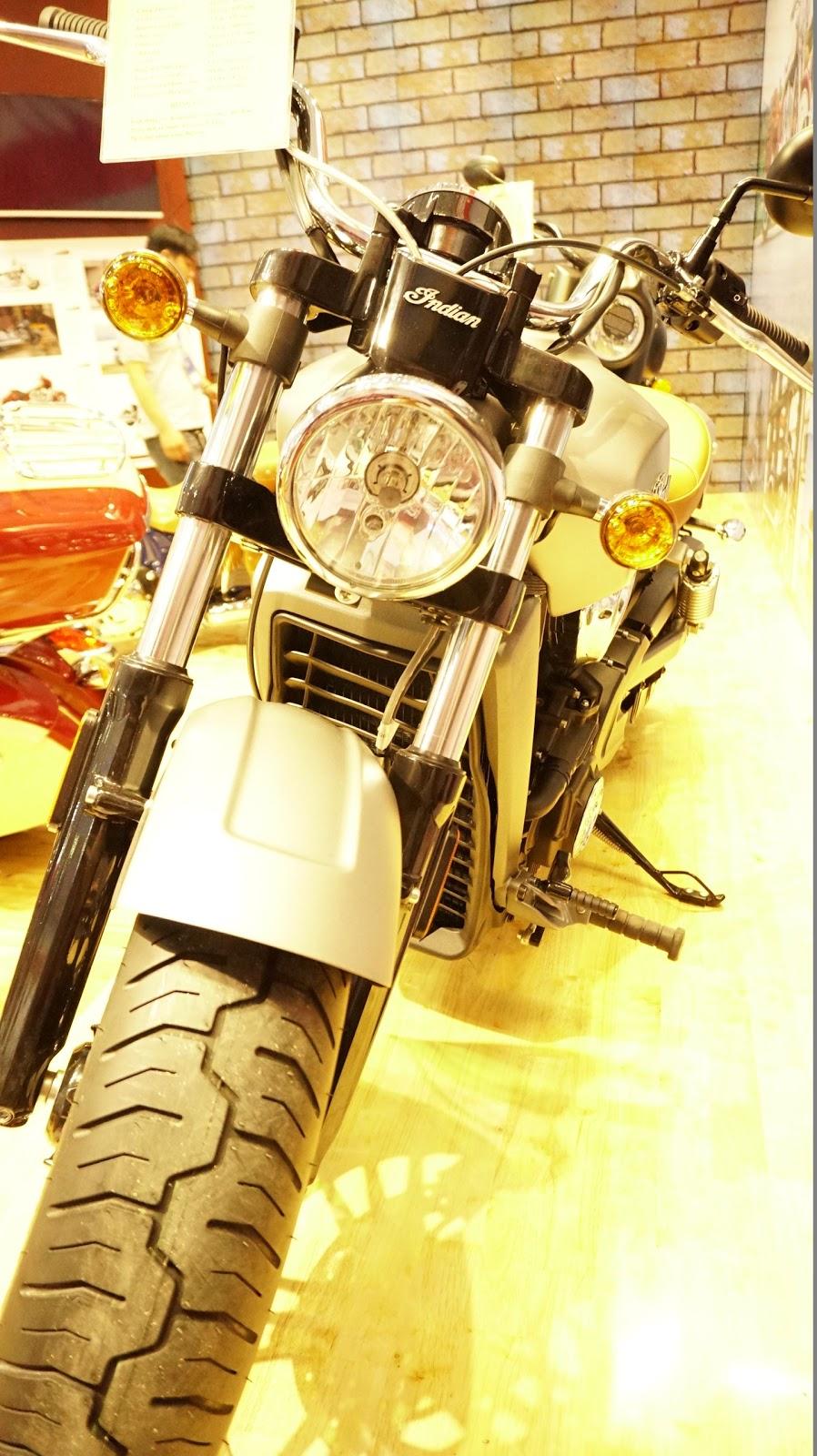 Indian Scout 101 Tribute là một chiếc siêu mô tô tuyệt đẹp, tinh tế
