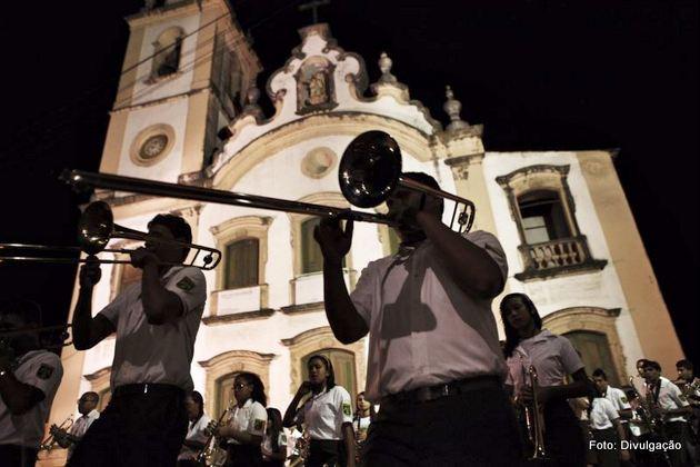 Projeto Orquestras de Pernambuco lança site com olhares sobre bandas históricas