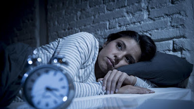 jangan sampai menderita insomnias akut