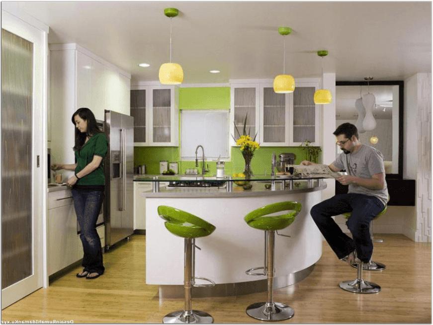 Desain Interior Modern Untuk Rumah Sederhana Mini Bar Rumahklik Com