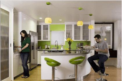 Desain Interior Modern Untuk Rumah Sederhana +  Mini Bar