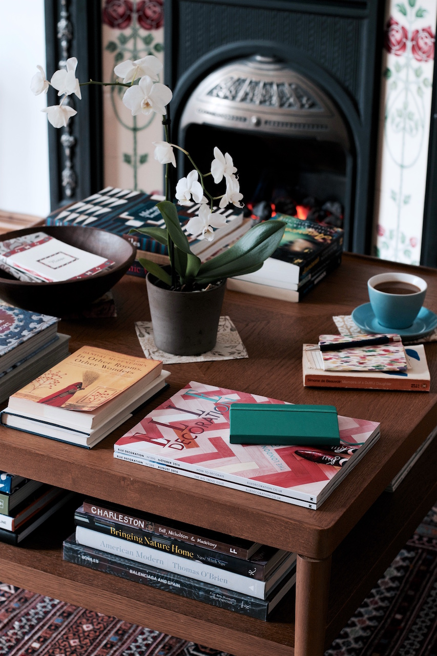 Lunch & Latte: new coffee table books