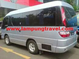 Travel ke Lampung dari Jakarta