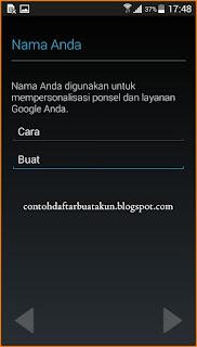 Cara Membuat Akun Google Baru