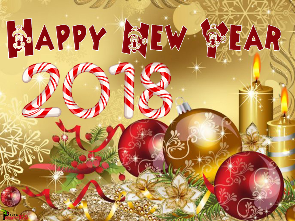 Wishes And Poetry Welcome To Happy New Year Picture
