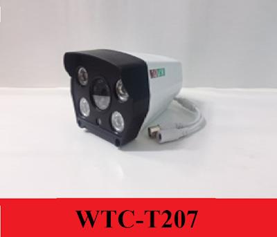 Camera AHD WinTech WTC-T207H Độ phân giải 2.0 MP