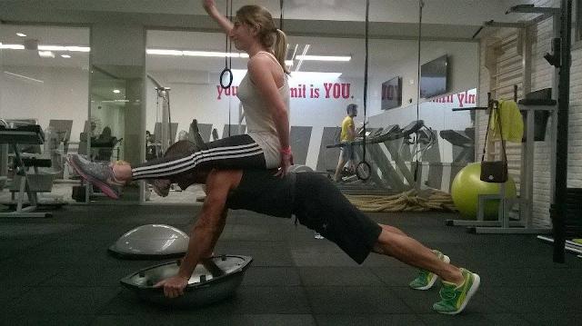 La rivoluzione del fitness Hal Fit Ball - Il nuovo articolo di Alfredo Petrosino per MosseBuzz