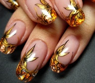 this is an excellent nail art design.