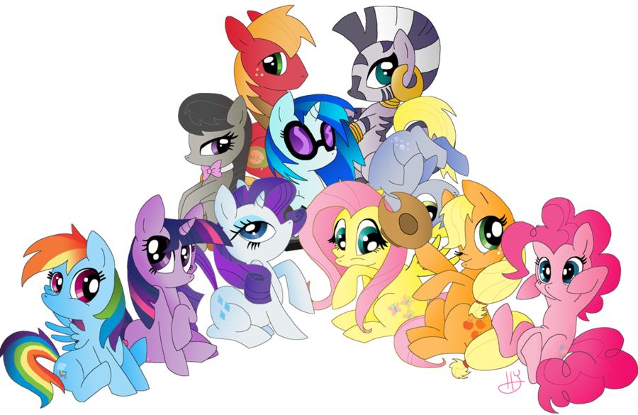Lily Blossom  My Little Pony Friendship is Magic Wiki