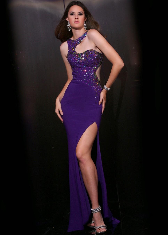 Fantásticos vestidos de fiesta largos | Moda | Vestidos | Moda 2018 ...