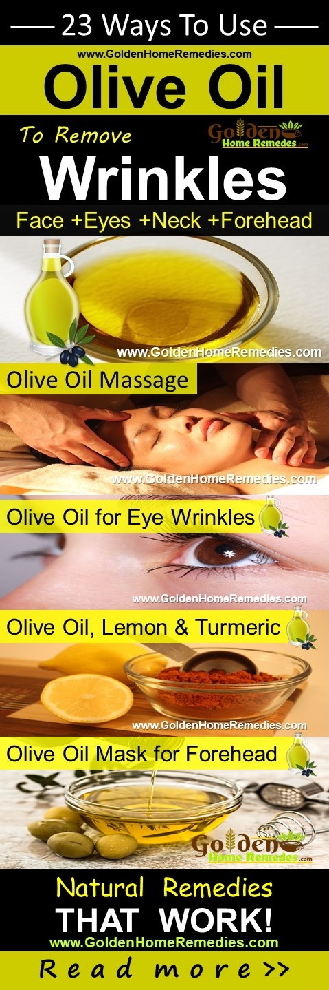 Olive Oil For Wrinkle, How To Get Rid Of Wrinkles, How To Remove Wrinkles, Home Remedies For Wrinkles, Wrinkles Treatment, Wrinkles Home Remedies, How To Get Rid Of Wrinkles Fast, Treatment For Wrinkles, How To Treat Wrinkles, How To Cure Wrinkles, Wrinkles Remedies, How To Treat Wrinkles At Home, How To Get Rid Of Wrinkles Overnight, How To Get Rid Of Wrinkles At Home
