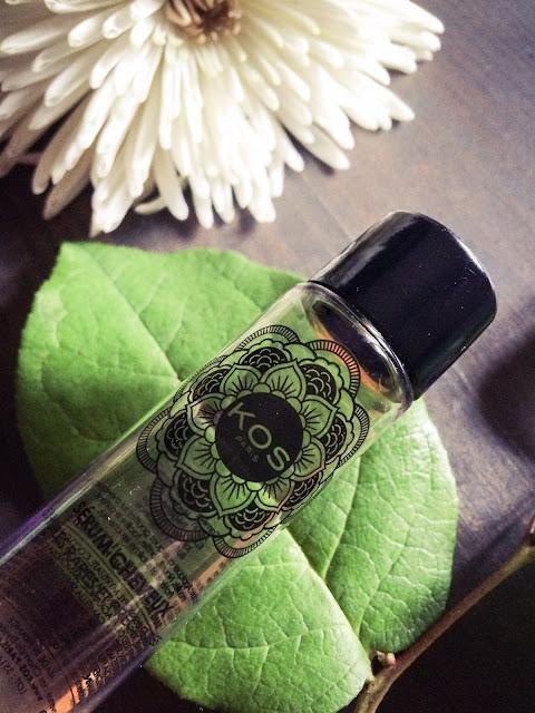 huile précieuses Kos