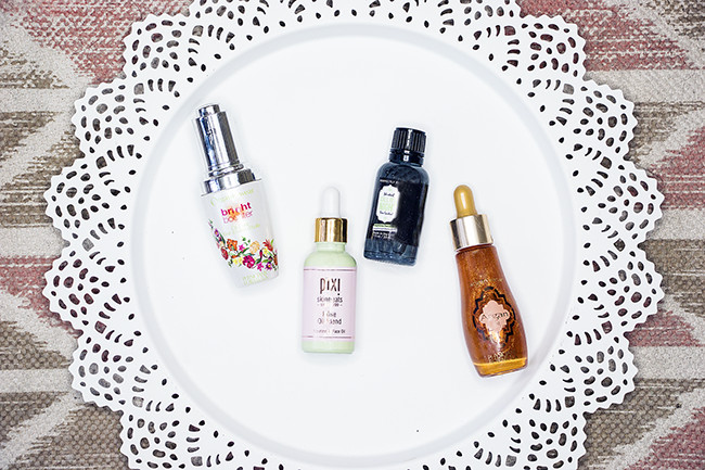 How-To Use: Beauty Facial Oils