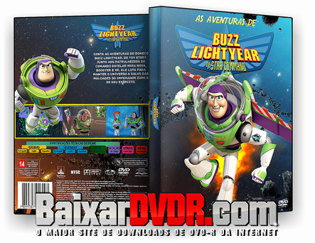 AS AVENTURAS DE BUZZ (2018) DVD-R AUTORADO