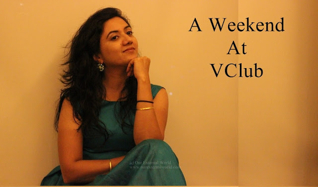 a weekend at V Club