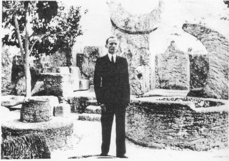 Lâu đài San Hô và công nghệ bí ẩn thất lạc thời cổ đại - H3