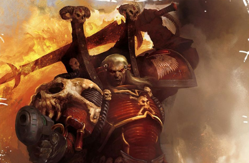 Blood Angels in the Near Future? Here are some signs..