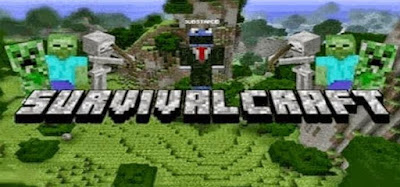 Survivalcraft Apk for Android Free Download (paid)
