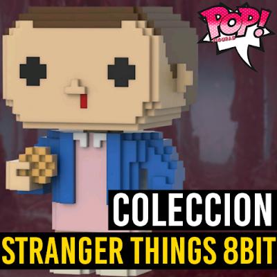 Lista de figuras funko pop de Funko POP Stranger Things 8-bit