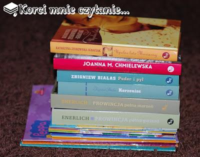 Uwielbiam wyprzedaże, czyli ile książek można kupić za 77 złotych