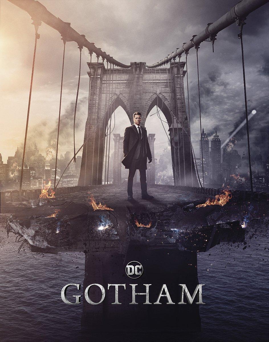 Gotham 5×9 Ingles Subtitulado 720p