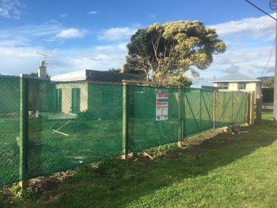 Building work commences at Satellite Clinic site