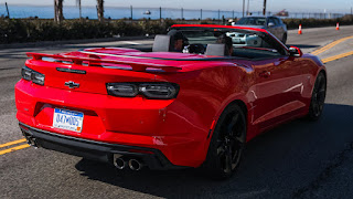Image result for 2019 Chevrolet Camaro SS rear