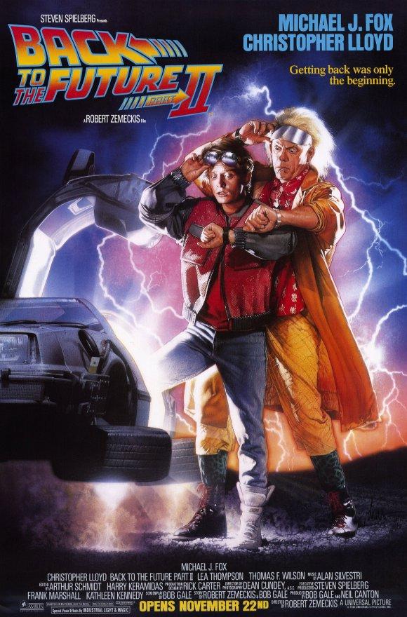 Back to the Future Part II 1989 Dual Audio Hindi English 720p BluRay Full Movie Free Download