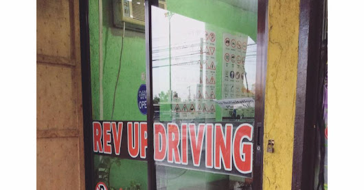 The Best Driving School in Bulacan: My Rev Up Experience