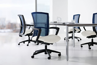 Global Total Office Vion Chairs On GSA Contract