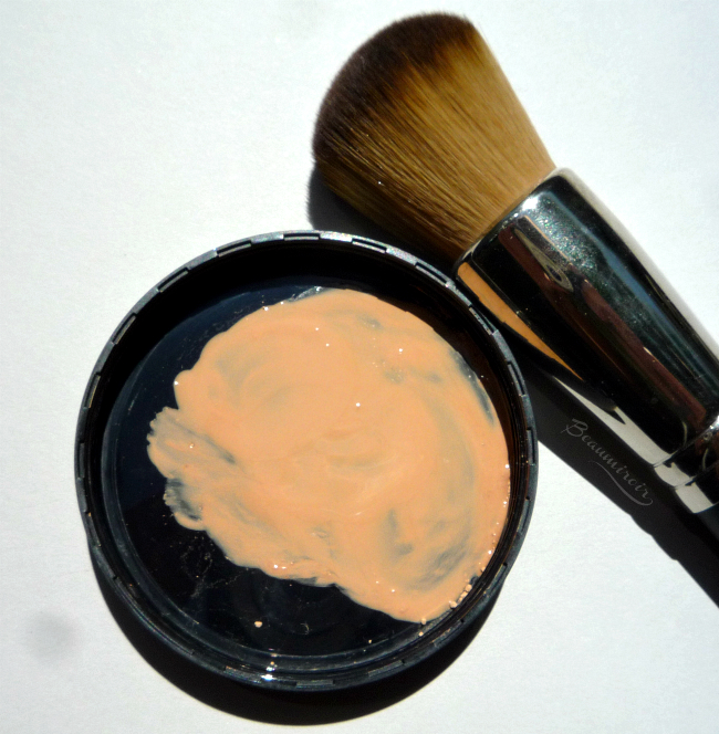 Studio Gear Dual Identity Mineral Wet & Dry Foundation used wet