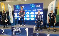 Veteran World Championships 2016 - Ioseb Khutsishvili bronze