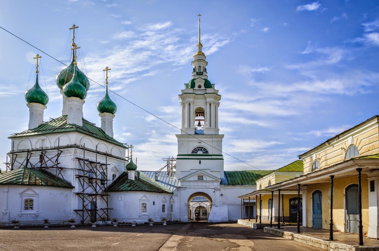 Фотографии города Кострома