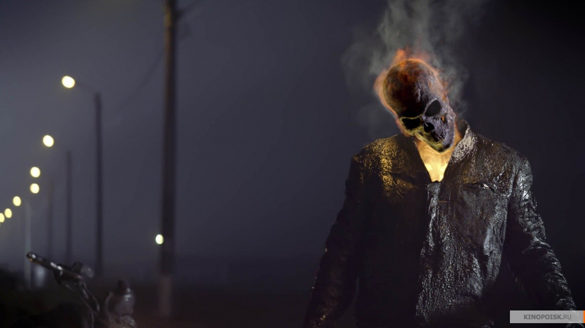 Who is the weakest bad guy who could survive a Penance ... |Ghost Rider Bad Guy Look