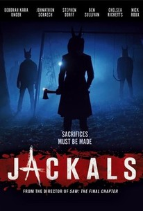 Jackals (2017) ταινιες online seires xrysoi greek subs