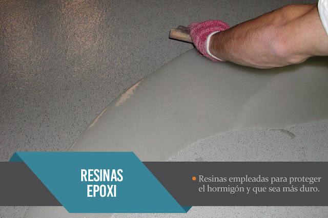 Aplicación de resinas en Cádiz