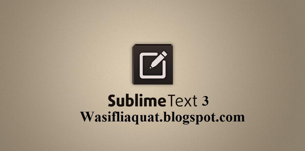 Sublime text 3 license Key sublime Mac Latest Version ...