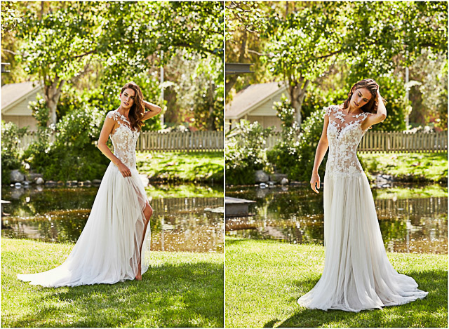 st patrick studio novia vestido boda bridal wedding gown 2018