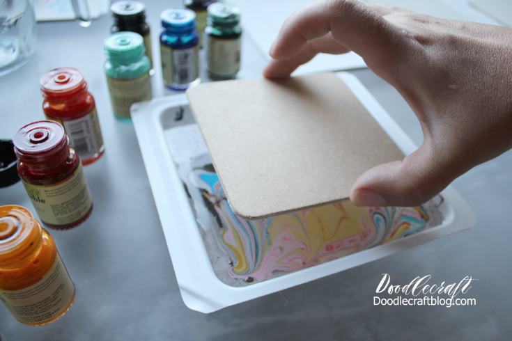 Marbling Spray Paint Copper