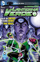 Os Novos 52! Lanterna Verde #7