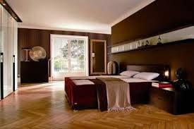 dormitorio color chocolate