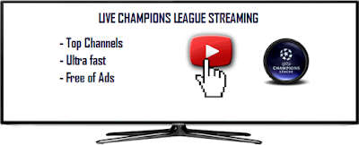 CHAMPIONS LEAGUE - LIVE STREAMING GUIDE! WATCH FROM ANYWHERE!